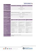 SERVOTOUGH OxyExact 2200 Product Brochure - 4