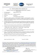 SERVOTOUGH OxyExact 2200 Series Certification Manual 02200008A_22 - 18
