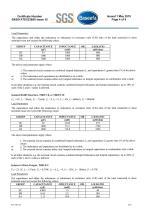 SERVOTOUGH OxyExact 2200 Series Certification Manual 02200008A_22 - 32