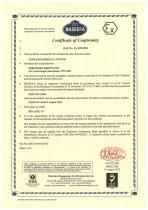 SERVOTOUGH OxyExact 2200 Series Certification Manual 02200008A_22 - 39