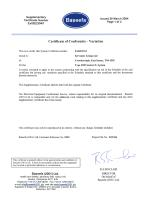 SERVOTOUGH OxyExact 2200 Series Certification Manual 02200008A_22 - 44