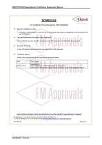 SERVOTOUGH SpectraExact 2500 Approvals_Certificates & Conditions Manual 02500008E_1 - 20