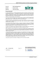 SERVOTOUGH SpectraExact 2500 Approvals_Certificates & Conditions Manual 02500008E_1 - 27