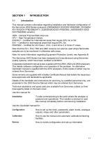 SERVOTOUGH SpectraExact 2500 Installation Manual 02500005E_0 - 9