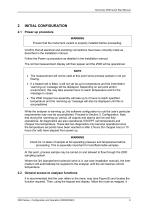 SERVOTOUGH SpectraExact 2500 Series Quick Start Manual 02500003E_0 en - 9
