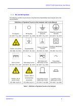 SERVOTOUGH SpectraScan 2400 User Manual 02400001A_1 - 10