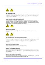 SERVOTOUGH SpectraScan 2400 User Manual 02400001A_1 - 16