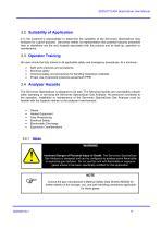 SERVOTOUGH SpectraScan 2400 User Manual 02400001A_1 - 19