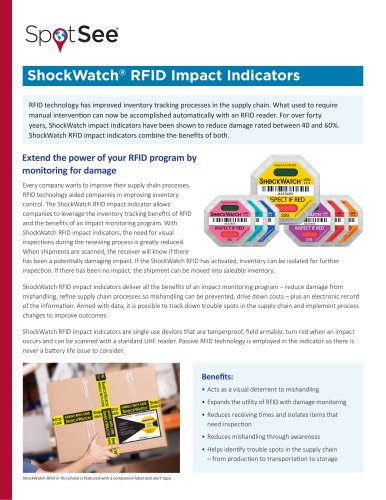 ShockWatch RFID Overview
