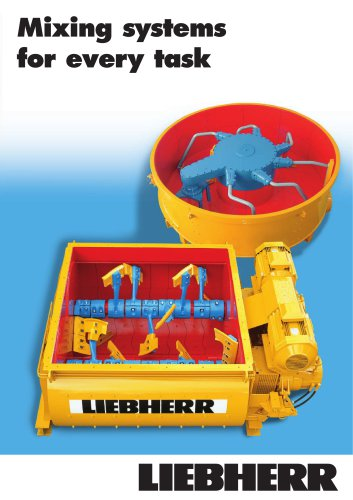 Brochure mixersystems
