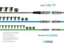 Circular Connector System Y-Circ P - 6