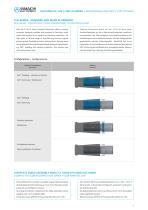 CIRCULAR METRIC CONNECTORS M12 Y-CIRC M - 7