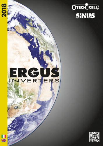ERGUS welding machines