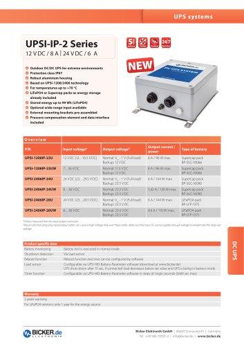 UPSI-2406IP-26UW