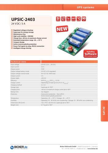 UPSIC-2403