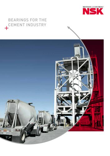 Bearings for the Cement Industry