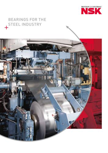 Bearings for the Steel Industry