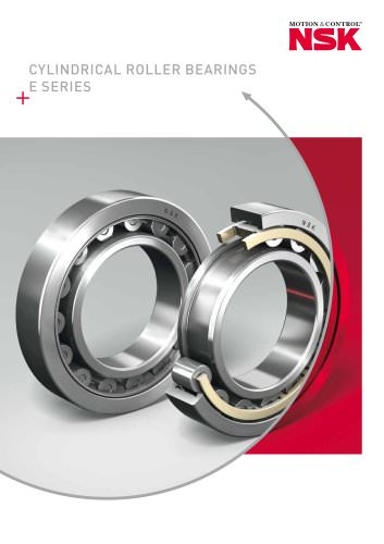 EM-EW SERIES CYLINDRICAL ROLLER BEARINGS