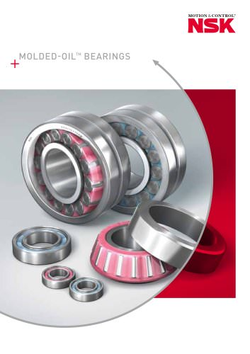Molded Oil™- Bearings