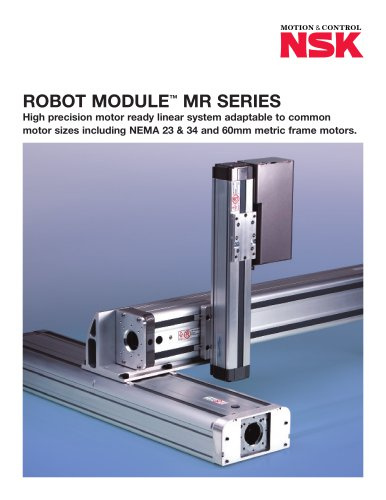 ROBOT MODULE™ MR SERIES