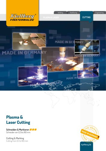 Plasma and Laser Cutting Equipment