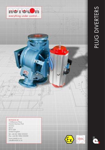 Rotolok Plug Diverters UK V9