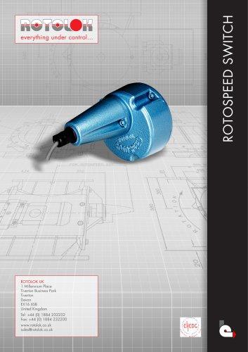 Rotolok Rotospeed Switch UK V6