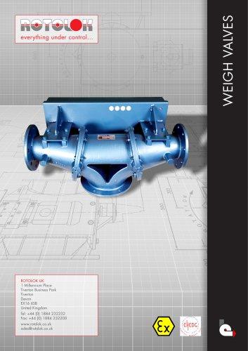 Rotolok Weigh Valves UK V5