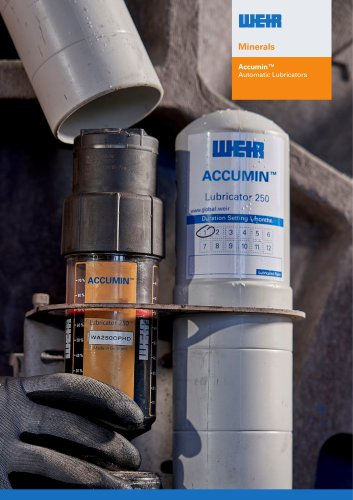 Accumin Automatic Lubricators
