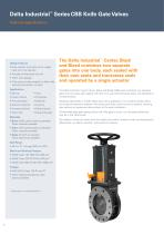 Delta Industrial Valve Product Guide - 16