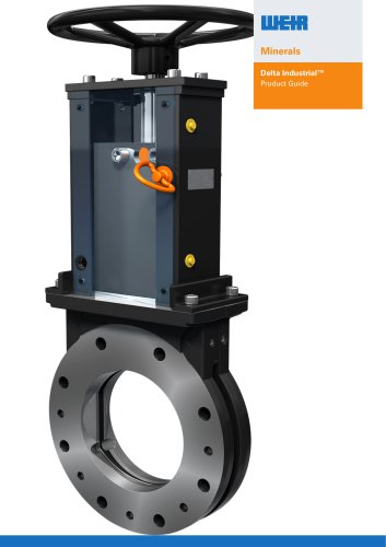 Delta Industrial Valve Product Guide