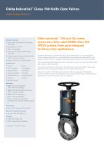 Delta Industrial Valve Product Guide - 4