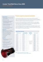 Linatex Rubber Hose Range Brochure - 10