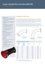 Linatex Rubber Hose Range Brochure - 11