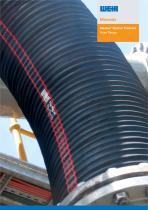 Linatex Rubber Hose Range Brochure - 1