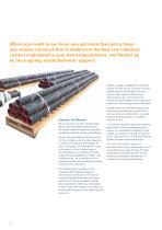 Linatex Rubber Hose Range Brochure - 8