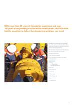 Multiflo Diesel and Electric Dewatering Pumps Brochure - 3