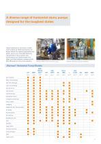 Warman Horizontal Slurry Pump Brochure - 3