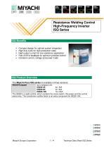 Inverter Spot Weld Control - ISQ