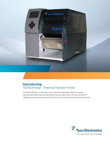 Catalog printer