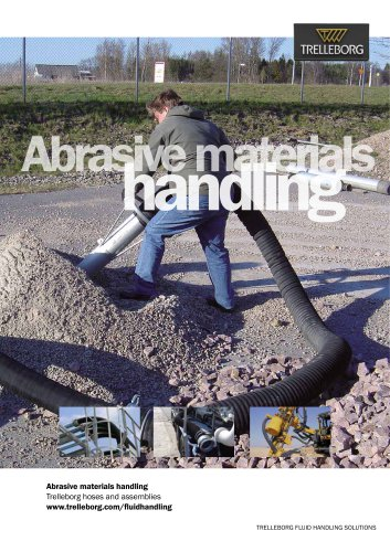 Abrasive Materials Handling