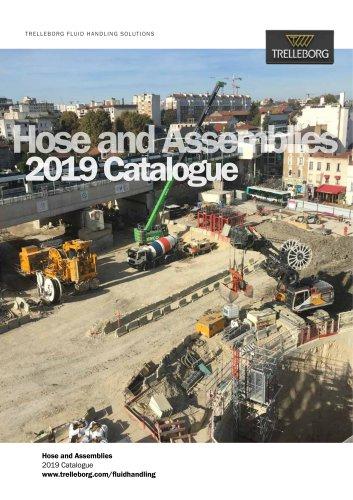 Hose and assemblies 2019 Catalogue