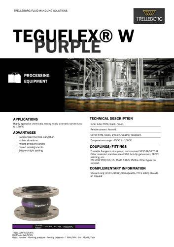 TEGUFLEX® W PURPLE