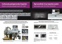 X-Ray Inspection System - General Catalog - 10