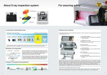 X-Ray Inspection System - General Catalog - 3