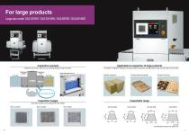 X-Ray Inspection System - General Catalog - 9