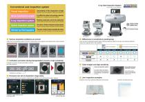 X-ray Seal Inspection System - General Catalog - 5