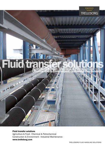 Fluid transfer solutions