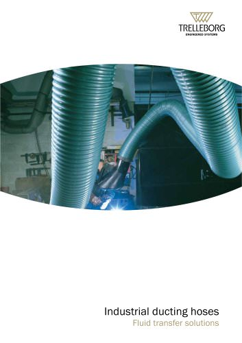 Industrial ducting hoses