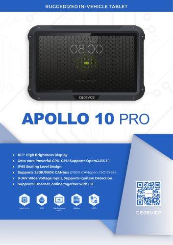 APOLLO 10 Pro